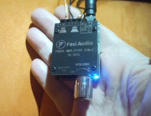 Micro Amplificatore Wifi